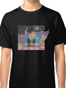 Acid House Flyers Mash Up Classic T-Shirt
