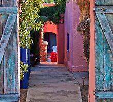 Through The Gate by Linda Gregory