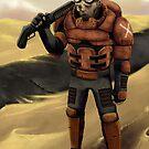 Commando by Michael Bombon