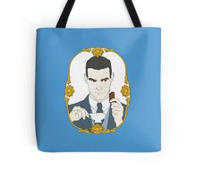 SHERLOCK - Tea Time for Sherlock - Jim Moriarty Tote Bag