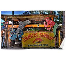 Jimbo's Shrimp Shack Poster