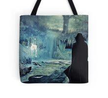 The Silver Doe BIG/Harry Potter Tote Bag