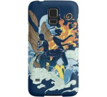 Two Avatars Samsung Galaxy Case/Skin