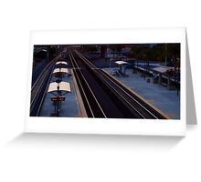 The Station Greeting Card