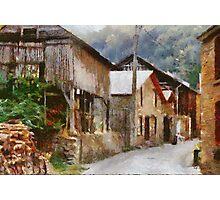 Bohan-sur-Semois....Belgium Photographic Print