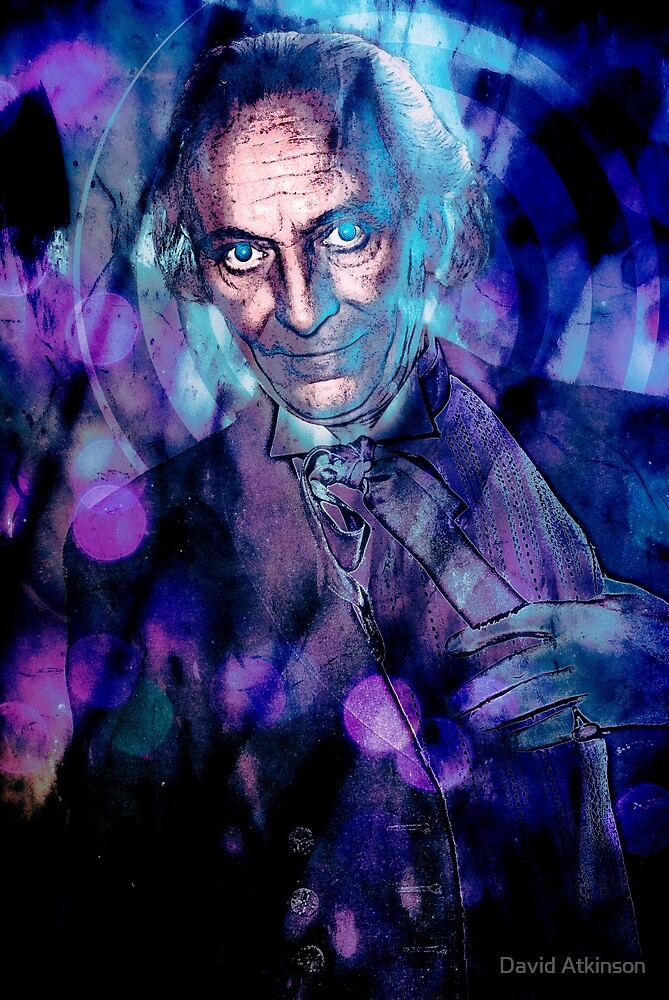 The First Doctor by David Atkinson