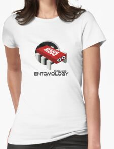 THRILLING ENTOMOLOGY Womens Fitted T-Shirt