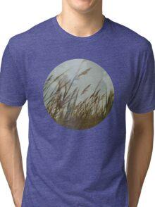 Dutch Dunes in the Summer Sun  Tri-blend T-Shirt