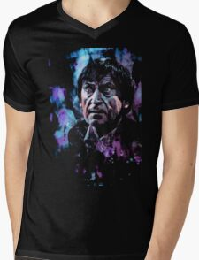 The Second Doctor Mens V-Neck T-Shirt