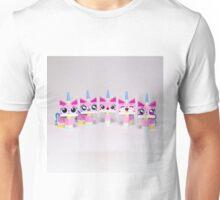 Five cute kitties Unisex T-Shirt