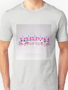Five cute kitties T-Shirt