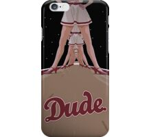 The Big Lebowski - Dude iPhone Case/Skin