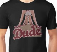 The Big Lebowski - Dude Unisex T-Shirt