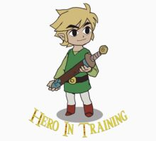Legend of Zelda Hero In Training by JoshVII