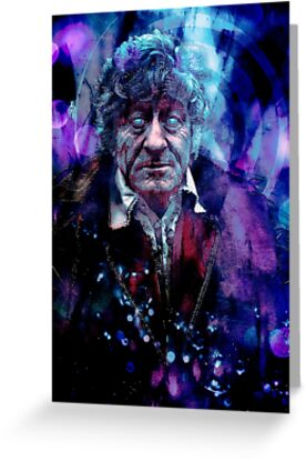 The Third Doctor by David Atkinson