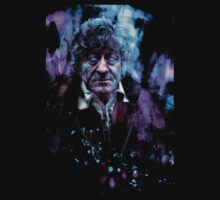 The Third Doctor Kids Tee
