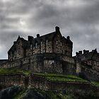 Edinburgh Castle #2 by David Robinson