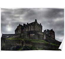 Edinburgh Castle #2 Poster