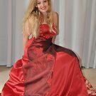Lady in Red II by Daidalos