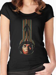 Interstellar Women's Fitted Scoop T-Shirt