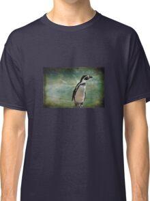 Pondering Penguin Classic T-Shirt
