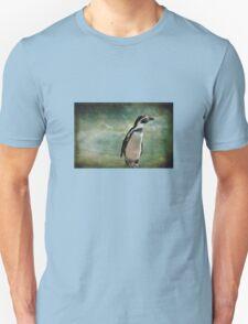 Pondering Penguin Unisex T-Shirt