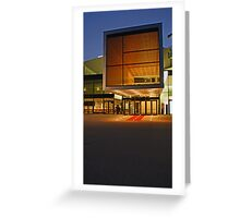 Bregenz night Greeting Card