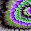 Iridescent Wing by JenLand