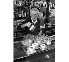 Café Testaccio Photographic Print