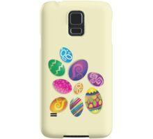 Many Easter eggs  Samsung Galaxy Case/Skin