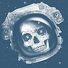 Astro Zombie by Jeremy Bratton