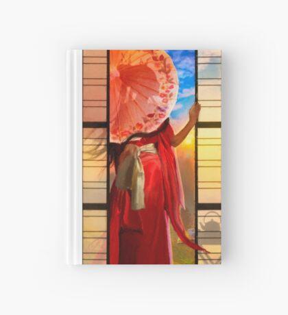 The Tea Maker's Daughter Hardcover Journal