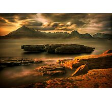 Elgol (2) Photographic Print