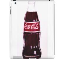 Old Skool Cola Bottle iPad Case/Skin