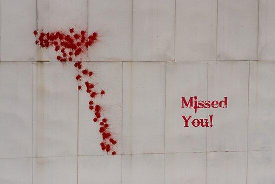 Missed You! by ElyseFradkin