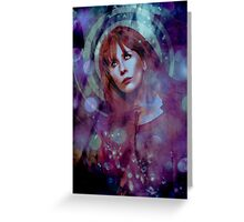 Donna Noble Greeting Card