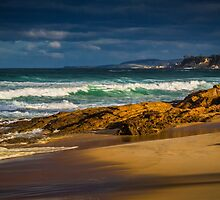 Beare's Beach. by Bette Devine
