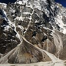 Cholatse - Cho La Valley, Nepal by Derek McMorrine