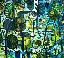 Emerald forest by Este MacLeod