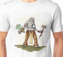 Caramon Tesla Unisex T-Shirt