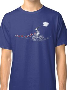 In the pursuit of happiness Classic T-Shirt