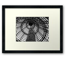 Tower Architecture Framed Print