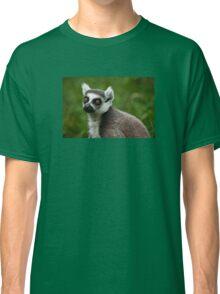 Portrait of a Lemur Classic T-Shirt