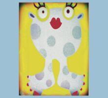 Cutie Monster Lips  by ShellyKay