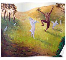 Kaldi and his Dancing Goats....... Poster