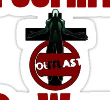 Outlast Sticker