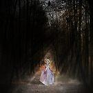 thru the wood by Voytek Swiderski