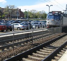 MBTA Commuter Lines/ amtrak regionals and accelars by Eric Sanford