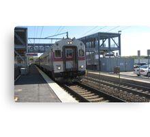 1529 MBTA Commuter Rail Canvas Print