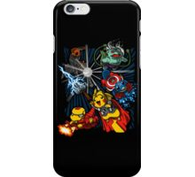 Pokevengers t shirt, iphone case & more iPhone Case/Skin
